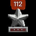 Rank 112