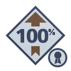 Reputation 100% Boost