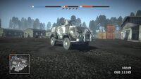 BFBC GAZ-3937 VODNIK