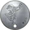 Battlefield 1 Call to Action Dog Tag