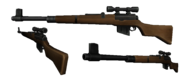 BFH Royal Super Sniper Rifle Render