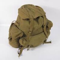 WW2 Backpack IRL