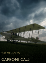 Caproni CA.5 Codex Entry