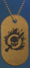 New BFV Firestorm Veteran Dog Tag