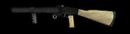 Tear Gas gun