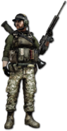 US Engineer BF3