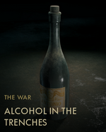 Alcohol In The Trenches (Codex Entry)