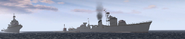 BF1942 IJN FLEET GUADALCANAL HATSUZUKI U-BOAT