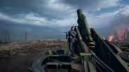 BF1 BL 9.2 Siege Gun Third Person