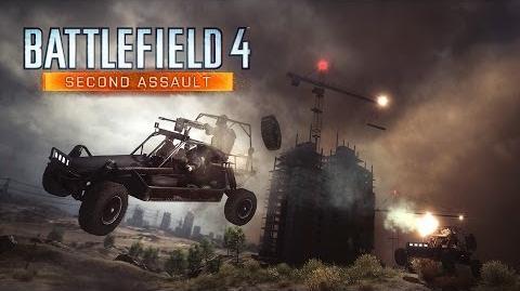 Battlefield 4 trailer officiel de Second Assault