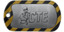 CTE Specialist Dog Tag