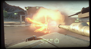 BF3 AP Shell Hit