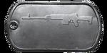 SVD-12 BF4 Dogtag