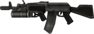 BFH AK74-30 Battle Rifle Render 2