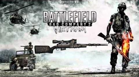 Battlefield Bad Company 2 Vietnam - M40 Sound