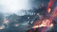 Battlefield V Lightning Strikes Key Art