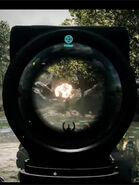 Ak74m-laser