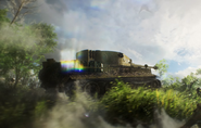 Tiger tank.BF5 reveal