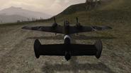 BF1942.Bf 110 rear side