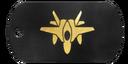 BF4 The Premium Jet Dog Tag