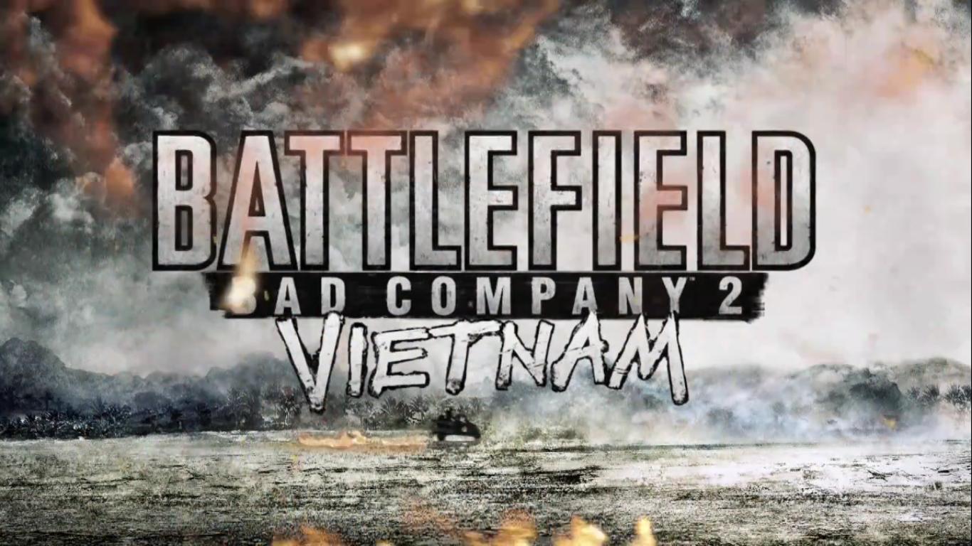 Battlefield Bad Company 2 Vietnam Launch Trailer Battlefield