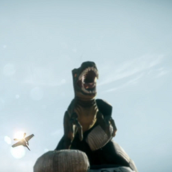 Bf3dinosaur