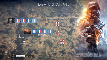 BF1 Operations Devil's Anvil Map