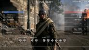 Battlefield 1 Incursions Draft Screen