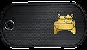 BF3 Mechanized Infantry Dog Tag