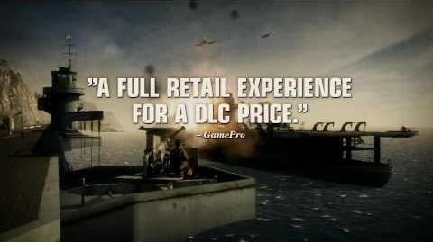 Battlefield 1943 launch trailer