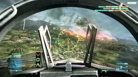 Battlefield 3 Caspian Border Gameplay