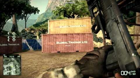 Battlefield Bad Company 2 - AN-94 Abakan