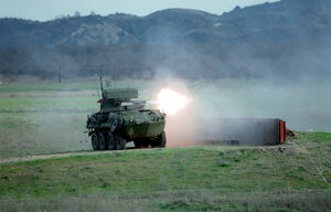 LAV-AD 1999 firing DM-SD-00-02951
