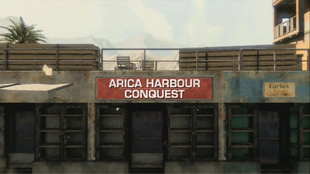Arica Harbor