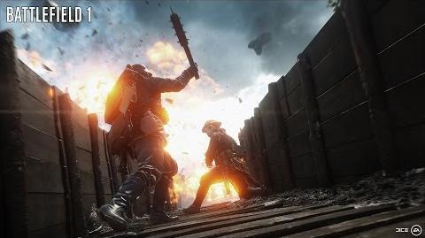 Battlefield 1 Gameplay Series Weapons