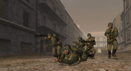 BF1942 SOVIET REDARMY SOLDIERS IN BERLIN