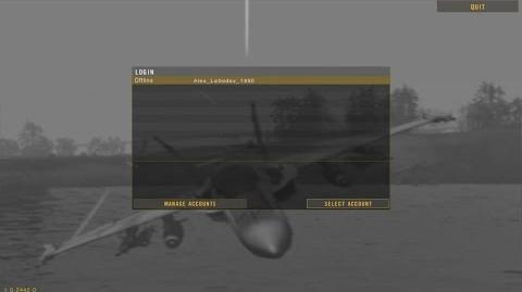 Battlefield 2 (2005) - main menu ULTRA HD