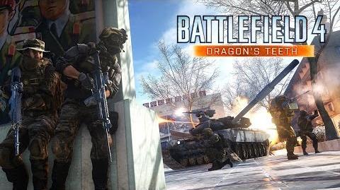 Tráiler oficial de Battlefield 4 Dragon's Teeth