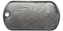 BF4 BTR-90 Master Dog Tag