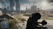 Battlefield 4 M145 Scope Screenshot 1