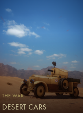 Desert Cars (Codex Entry) | Battlefield Wiki | FANDOM powered by Wikia
