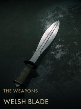 Welsh Blade Codex Entry