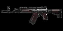 AK-12 3rd Person BF4