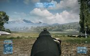 BF3 870MCS Iron Sight