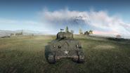 BFV Sherman Front