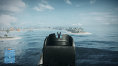 M27 IAR default sight BF3