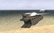 BF1942 LCVPs LANDING ON MIDWAY