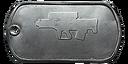 BF4 XM25 Master Dog Tag