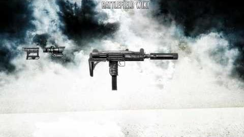 Battlefield Bad Company 2 - UZI Sound