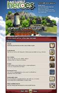 Coastal Clash Update
